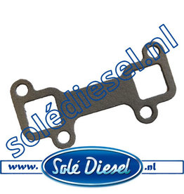 13821035 |  Solédiesel | parts number | Gasket Exhaust Manifold