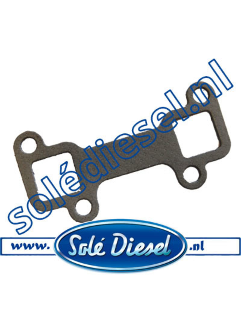 13821035 |  Solédiesel | parts number | Gasket Exhaust Manifold