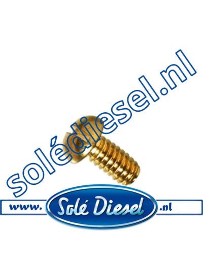 55307102 | Solédiesel onderdeel | Bolt Din 86