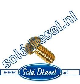 55307104 | Solédiesel onderdeel | Bout Din 86