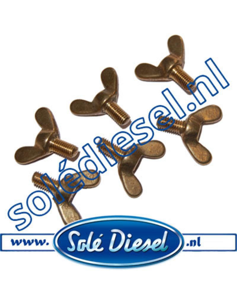V54102104 | Solédiesel onderdeel | vleugelbout 6x