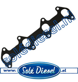 13221035 |  Solédiesel | parts number | Gasket Exhaust Manifold