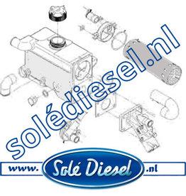 13811000.3  |  Solédiesel | parts number | Water Cooler Assy