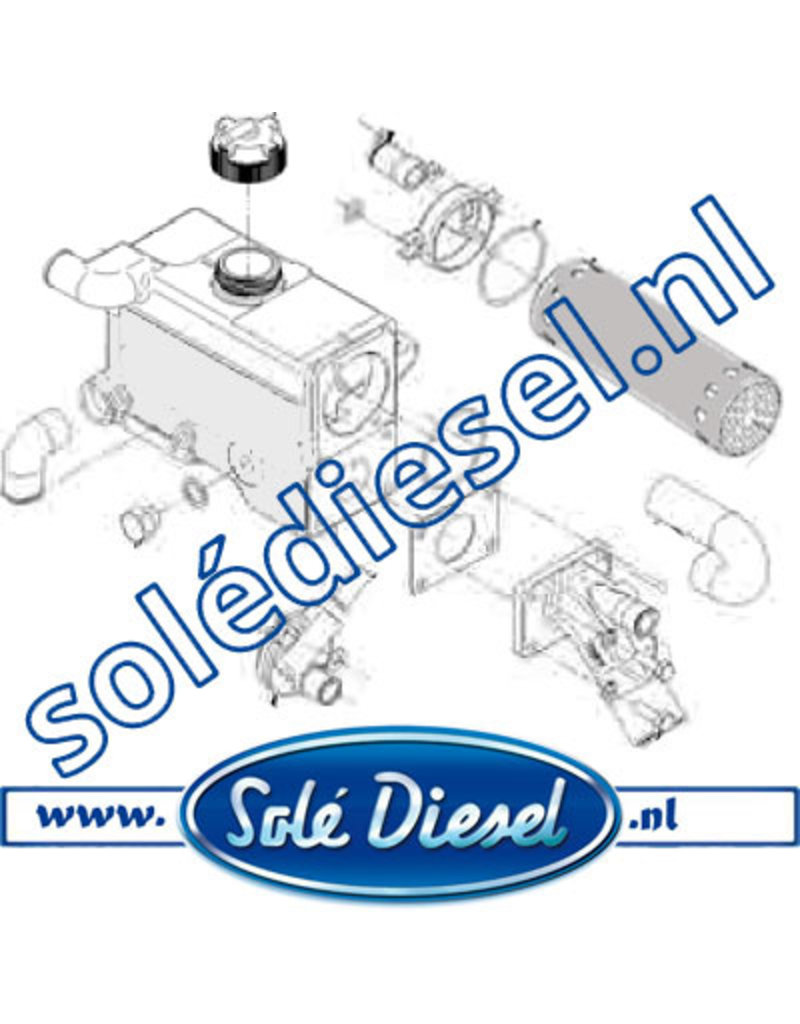13811000.3  |  Solédiesel | parts number | Water Cooler Assy