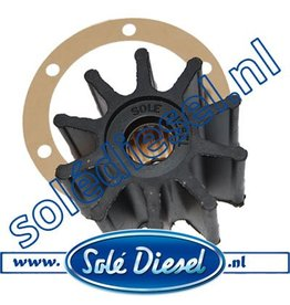 Impeller Kit  39411008