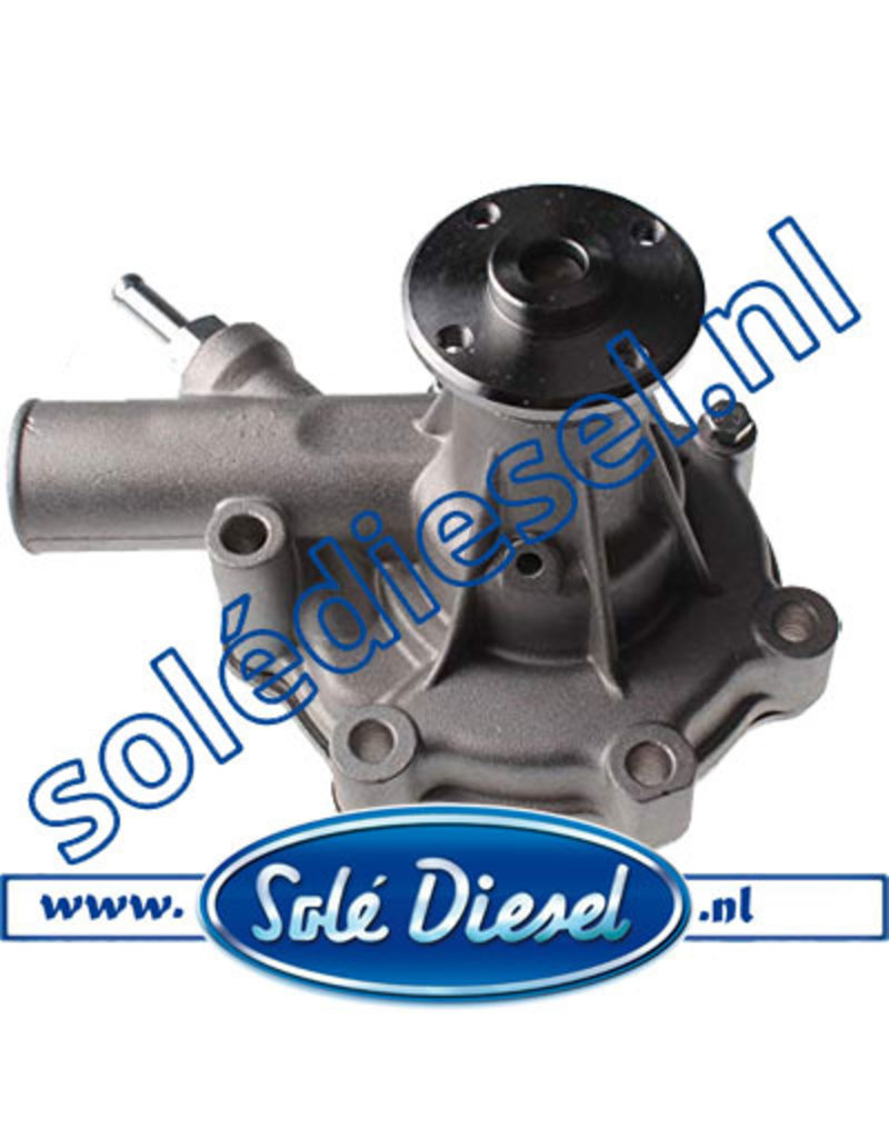 17221020 | Solédiesel | parts number | Water pump