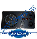 60931210  | Solédiesel | parts number | Electrical Wireing Extension 3M (old type)