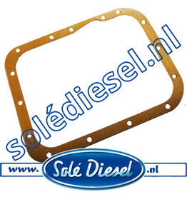 13620033  | Solédiesel | parts number | Oil Pan Gasket