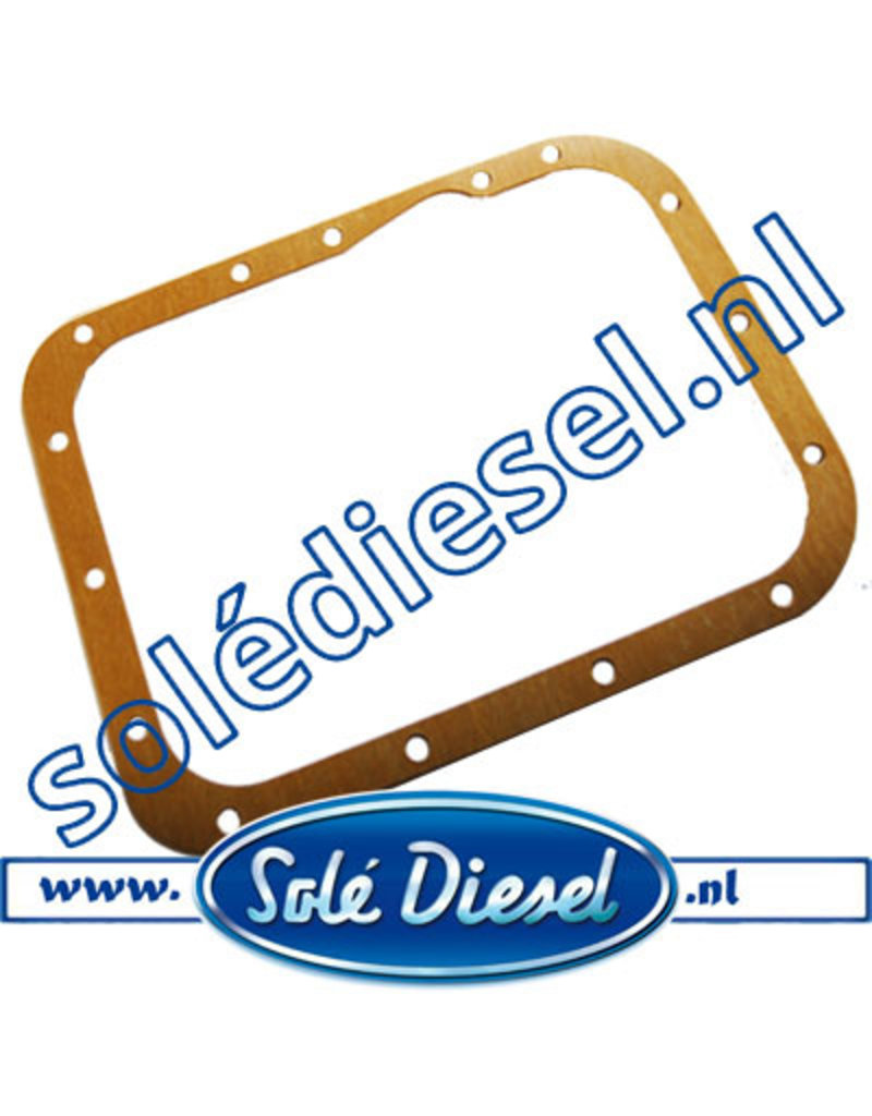 13620033  | Solédiesel | parts number | Oil Pan Gasket