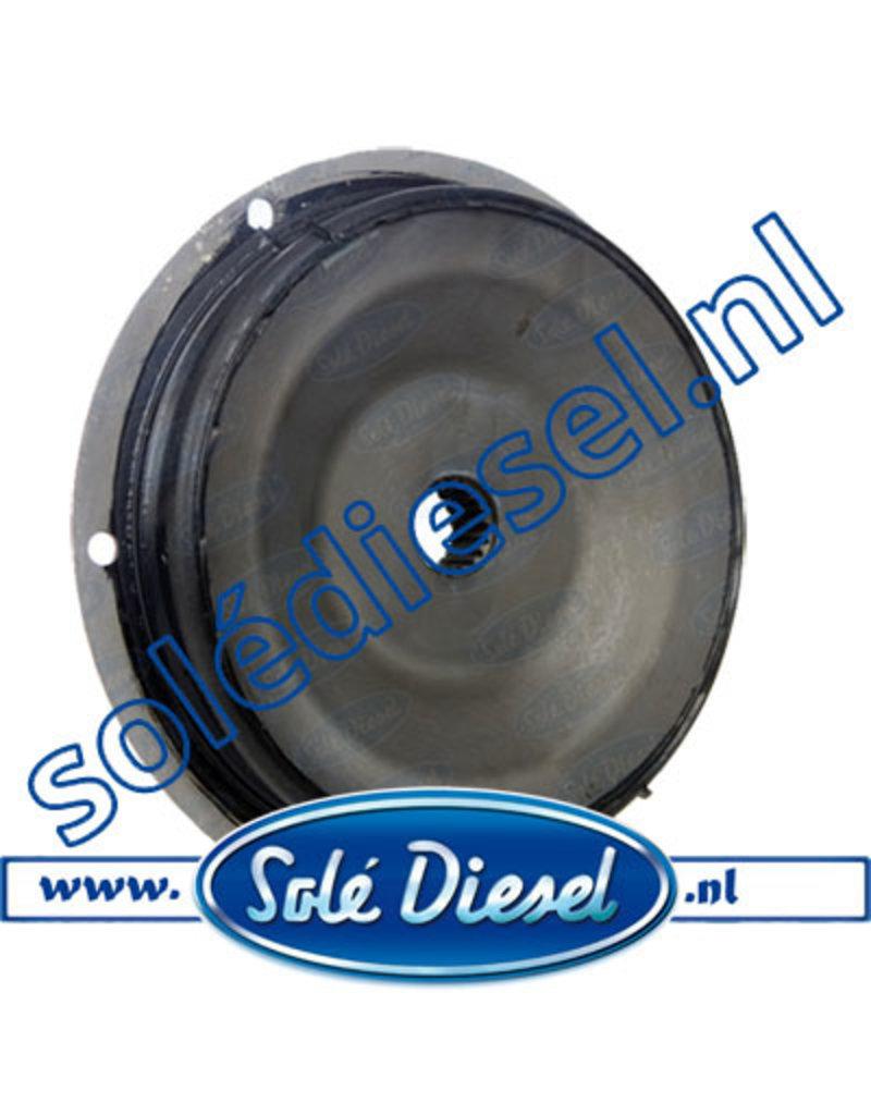 13810042 | Solédiesel onderdeel | Demperplaat Type F