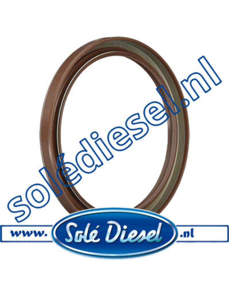 17220063   Solédiesel onderdeel   oliekeerring achter
