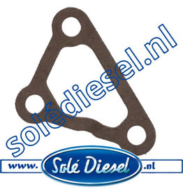 17221033 | Solédiesel |Teilenummer |  Dichtung Thermostat Fitting