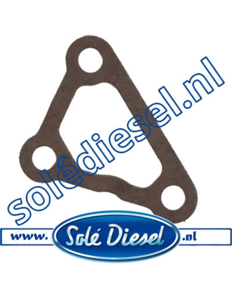 17221033 | Solédiesel |Teilenummer |  Dichtung Thermostat Fitting