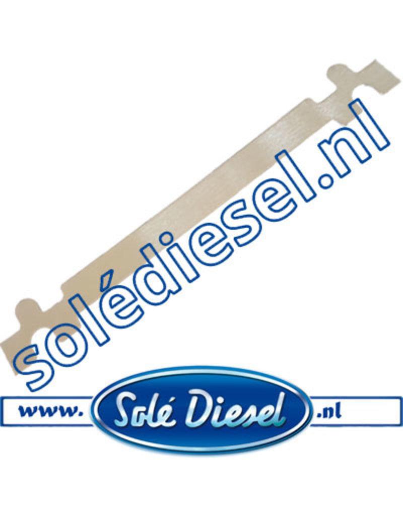 13827018 | Solédiesel |Teilenummer | Plate glow Plug