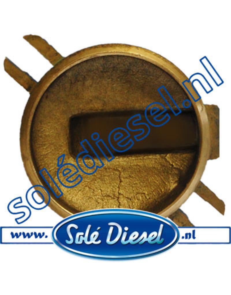 18011002   Solédiesel onderdeel   Deksel waterkoeler