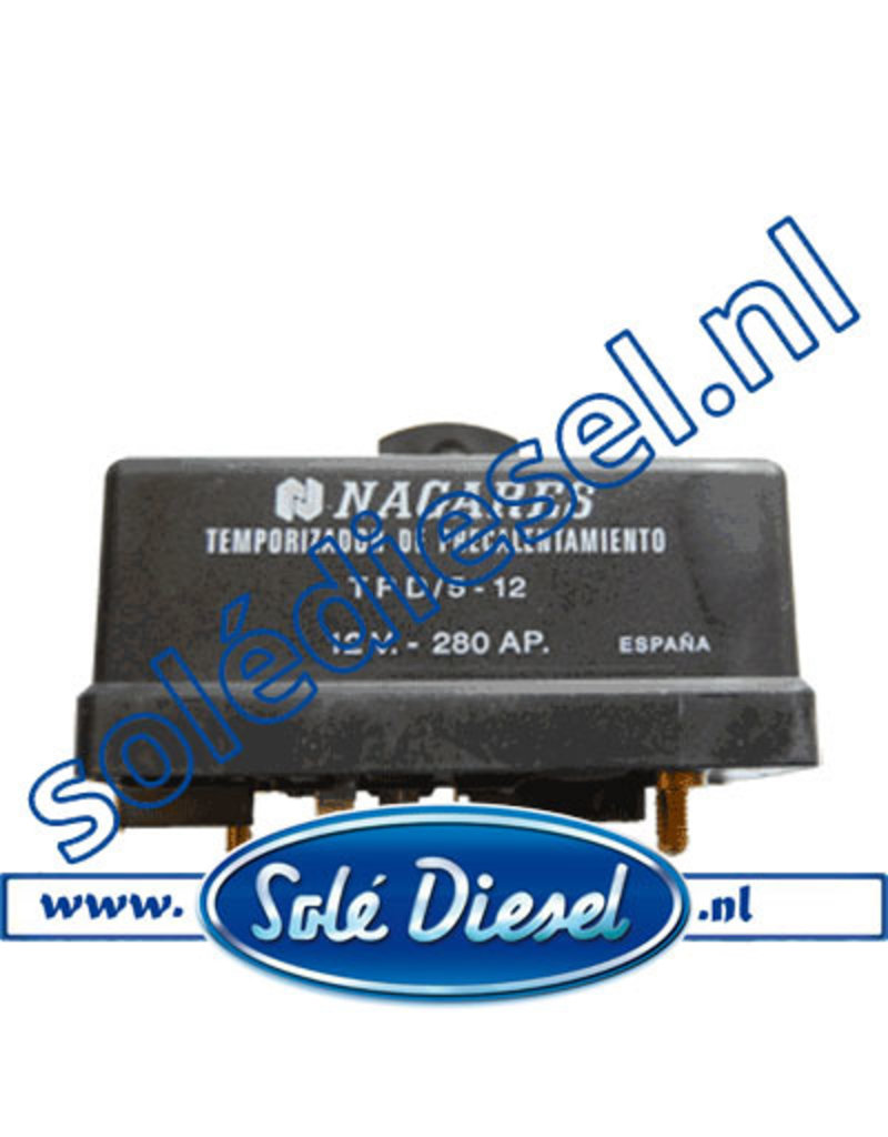 18017001  | Solédiesel | parts number | Relay