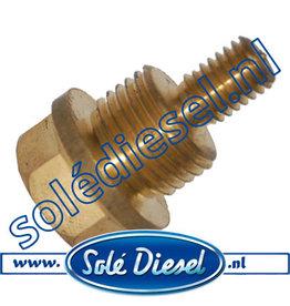 18011009 | Solédiesel onderdeel | Plug