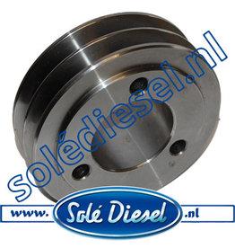 13110202   Solédiesel onderdeel   Pulley
