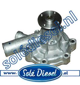 13221020 | Solédiesel | parts number | Water pump