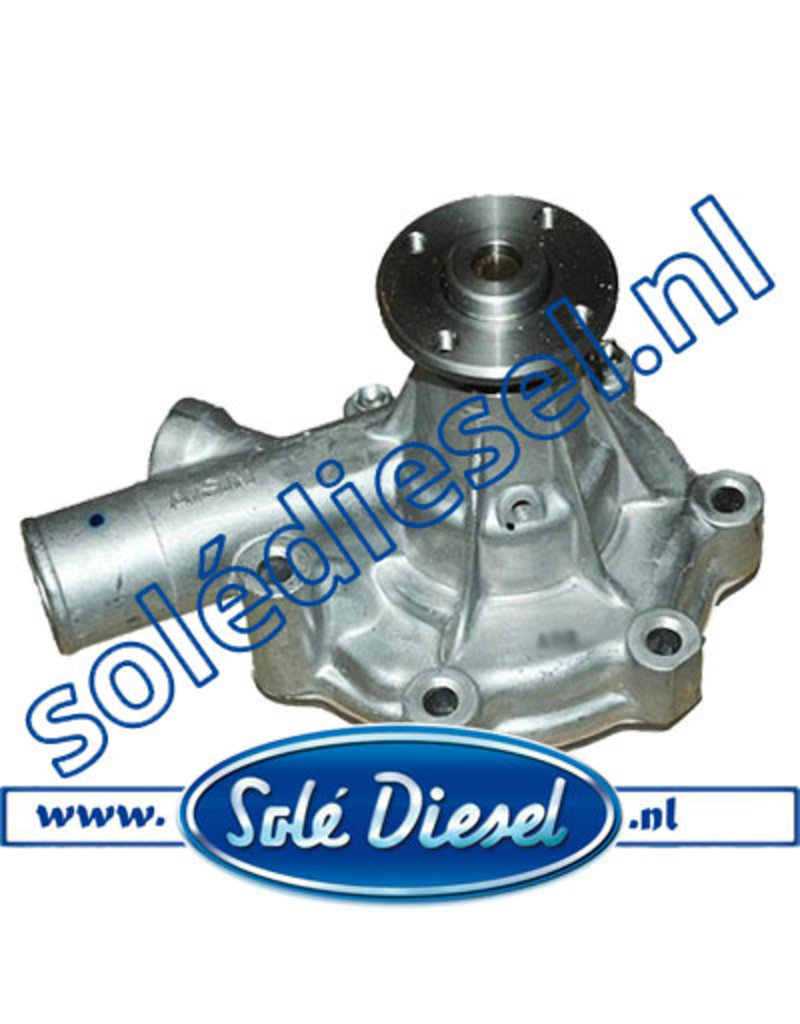 13221020  Solédiesel   parts number   Water pump