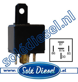 75613151|  parts number | Relay 12V 30/20A