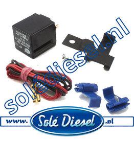 3SB004438-801|  parts number | Warning Buzzer 12V