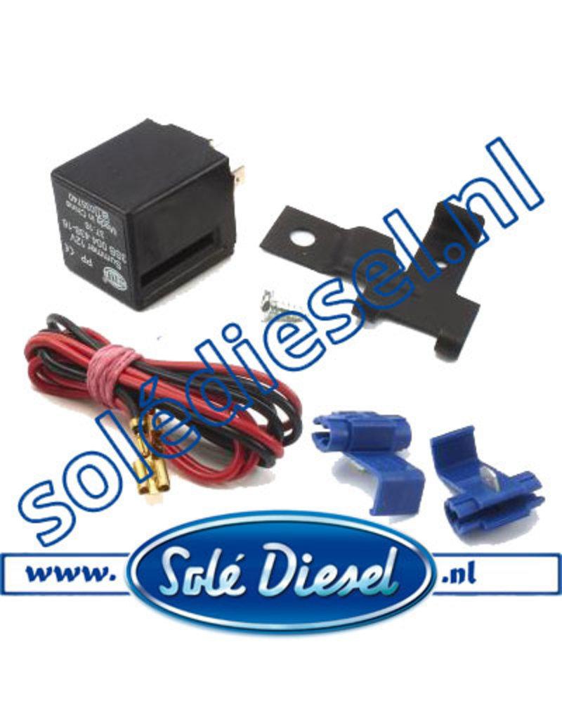 3SB004438-801|Teilenummer | Licht warnsummer  12V