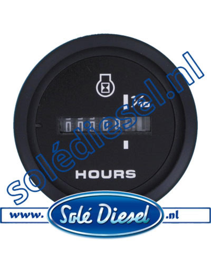 58154E |  parts number | Hourmeter Ø 52mm