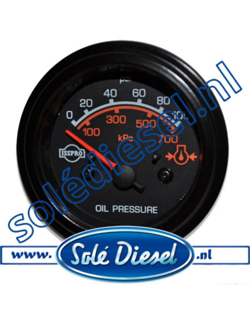 R9021 |  parts number |  Oil Pressure Gauge 2 1/16""
