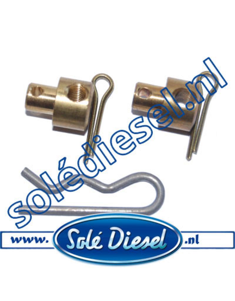 065057 | onderdeel | Aansluitkit voor A80, B80 en C80 Motorbedieningen