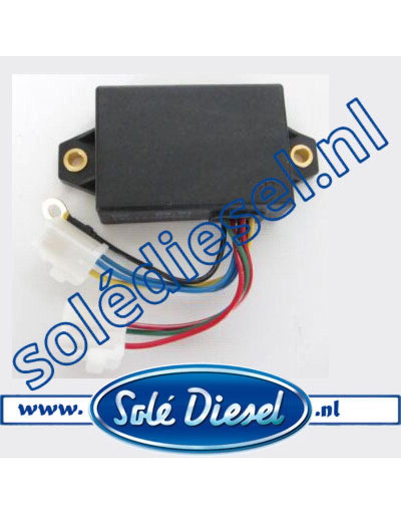 16A1114000 |Teilenummer | Mitsubishi Regeler/Steuergerät  12V