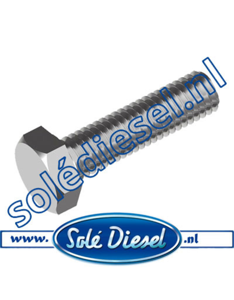 M8 x 30 |  parts number |  Head Bolt