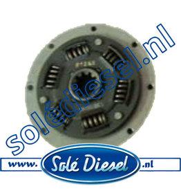 13110040 | Solédiesel | parts number | Damper Plate