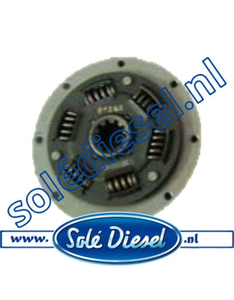 13110040   Solédiesel   parts number   Damper Plate