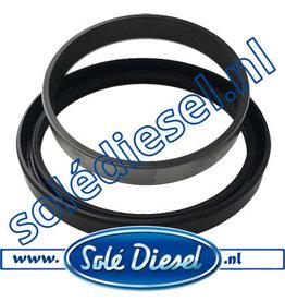13320063 | Solédiesel | parts number | Seal oil  Rear
