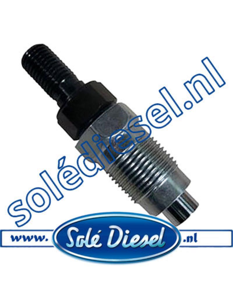 17126001 | Solédiesel onderdeel |  Nozzle & Holder