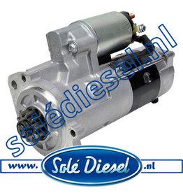 17427001G   Solédiesel   parts number    Starter Assy