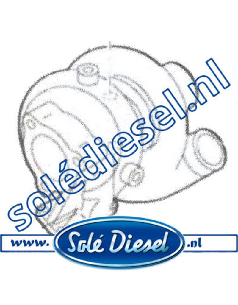 17828002 | Solédiesel onderdeel | Turbo