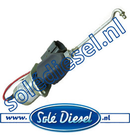 32A8715100 |  parts number | Mitsubishi Engine Stop Solenoid 12V