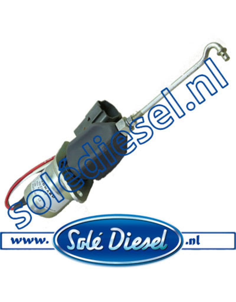 32A8715100 |Teilenummer | Mitsubishi Abstellmagnet 12V