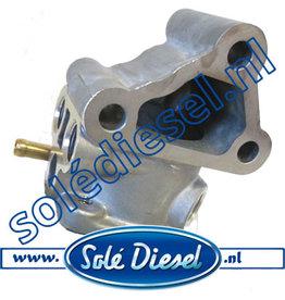 17221037 | Solédiesel |Teilenummer |  Thermostat Fitting