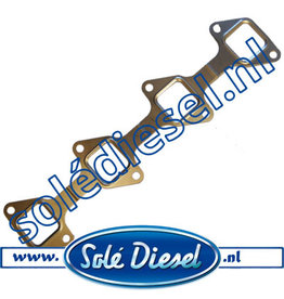17421035|  Solédiesel | parts number | Gasket Exhaust Manifold