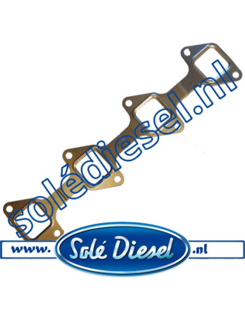17421035 |  Solédiesel | parts number | Gasket Exhaust Manifold