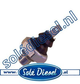 17127027G   Solédiesel onderdeel   Switch Oil Press (generator)