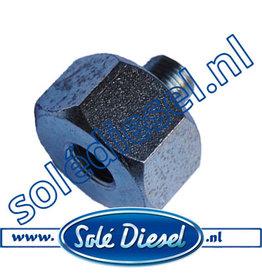 17117052    Solédiesel   parts number   Oil pressure transmitter adapter