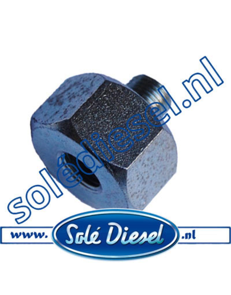 17117052 | Solédiesel onderdeel | Adapter Oliedrukzender