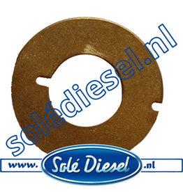 33411026 | Solédiesel onderdeel | Wear plate