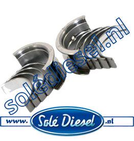 17020003 | Solédiesel onderdeel | Bearing Kit Crankshaft Std
