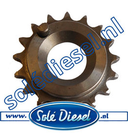 12112055 | Solédiesel | parts number | Small Starting Pinion