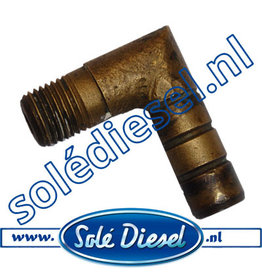 12111082 | Solédiesel | parts number | Water Outlet Elbow
